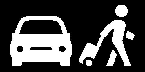 Бронювання пасажирiв та авто